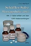 Schüssler-Salze Hausapotheke 2015