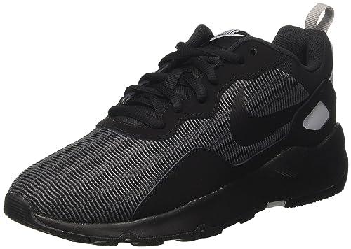 Wmns LD Runner, Zapatillas para Mujer, Negro (Black/White-Black 001), 38.5 EU Nike