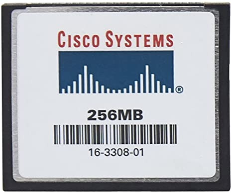 Amazon.com: Cisco tarjeta de memoria flash – 256 MB ...