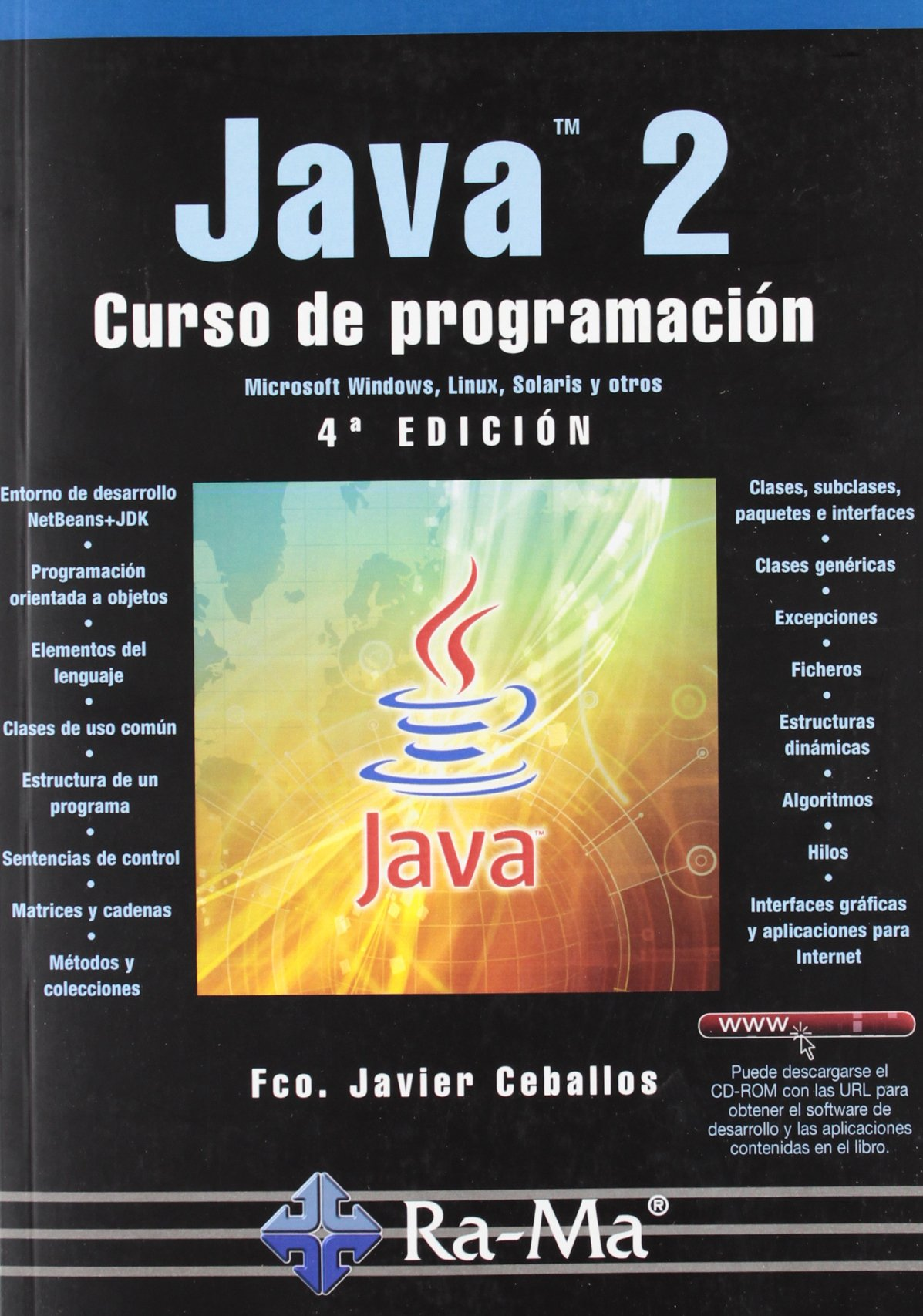Java 2 Curso De Programación Amazon Co Uk Francisco