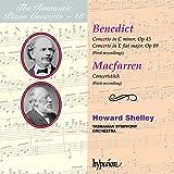 Benedict / Macfarren: Das romantische Klavierkonzert Vol.48