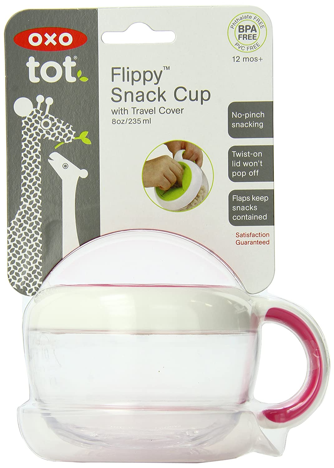 Oxo Tot Flippy Cup, Blue 6114000