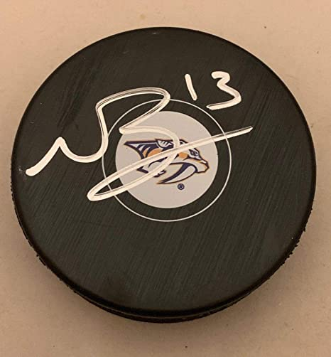 2ef8b4ad4 Image Unavailable. Image not available for. Color  Autographed Nick Bonino  ...