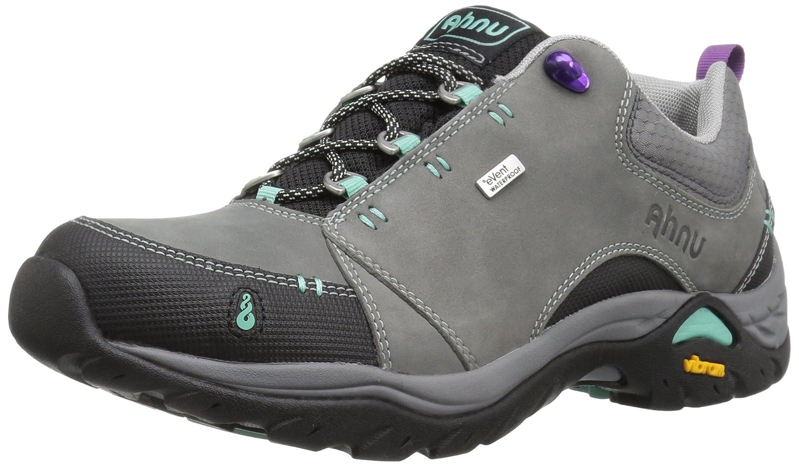 Ahnu Women's Montara II Hiking Shoe Black 6 B(M) US - 1