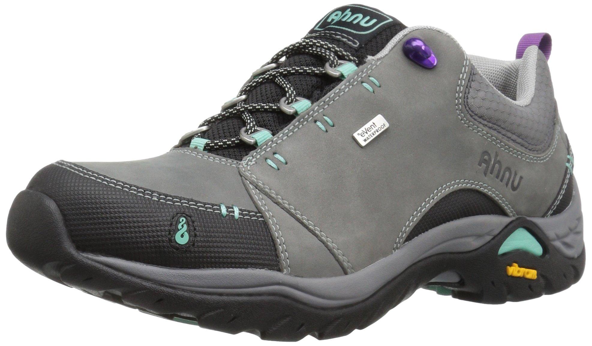 Ahnu women's Montara II Hiking Shoe,Dark Grey,11 M US