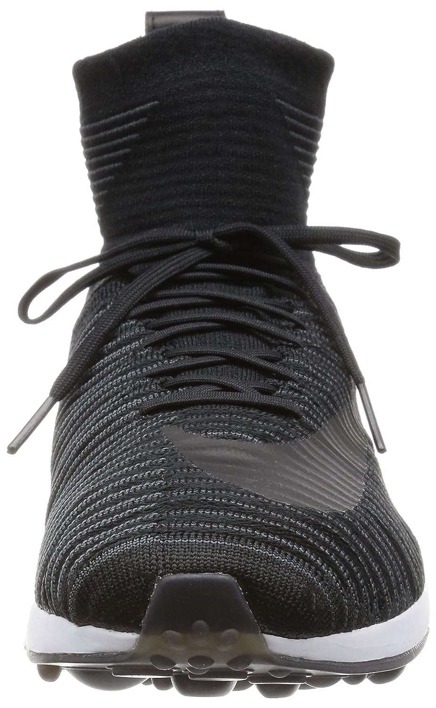 Nike Zoom Air Mercurial XI Flyknit Schuhe Herren Herren Herren Turnschuhe Turnschuhe Schwarz 844626 001 121456
