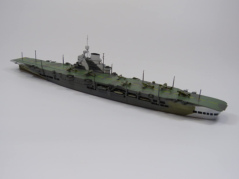 Foshima Junka Kyszai 1//700 Eater Lnne Sezies Nr.717 Koyal Ncvy aircrwft carriew Victoriour Plartic