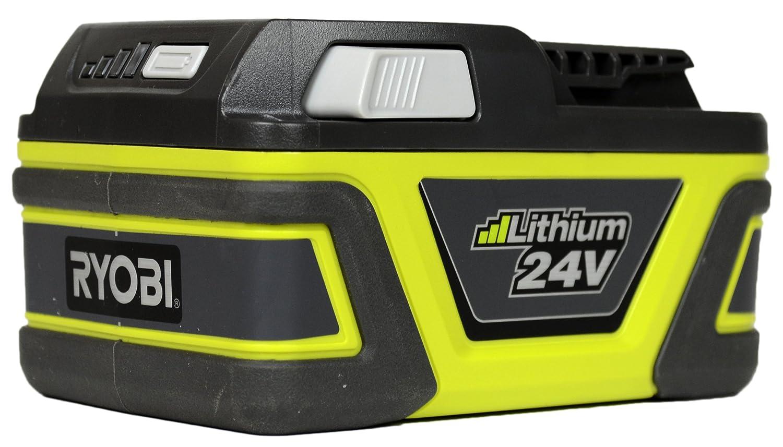 Amazon.com: Ryobi op242 24 V Batería de litio para ...