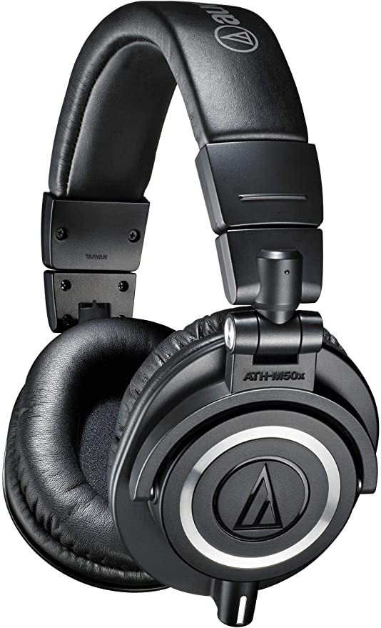 7eba8d50b97 Audio-Technica ATH-M50x Over-Ear Professional Studio  Amazon.in  Electronics
