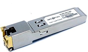 SRX-SFP-1GE-T Juniper Compatible SFP 1000BASE-T RJ45 100m