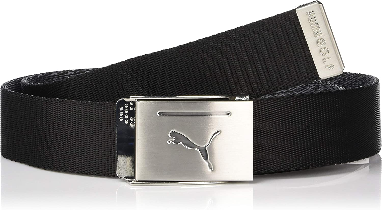 plantador muerto Amoroso  Puma Golf 2019 Men's Reversible Web Belt (One Size), Puma Black: Amazon.ca:  Sports & Outdoors