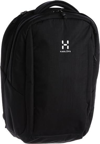 Haglofs Connect 15 Daypack Black 2014 Amazon Co Uk Clothing
