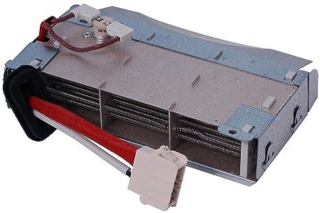 AEG Electrolux secadora elemento calentador 240 V 1900 + 700 W. Genuine número de pieza