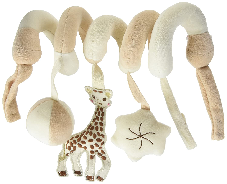 Vulli 220107.0 Kinderwagenkette So Pure Sophie die Giraffe beige