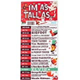 New - I'm As Tall As - The Big, Fun, Colorful Height Chart For Kids (And Overgrown Kids!)