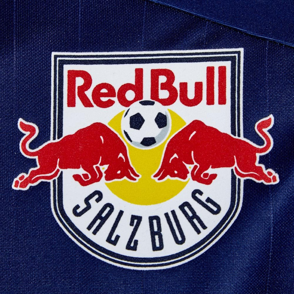 adidas FC Red Bull Salzburg Away - Camiseta de manga corta para niños f1c96b9b9d5
