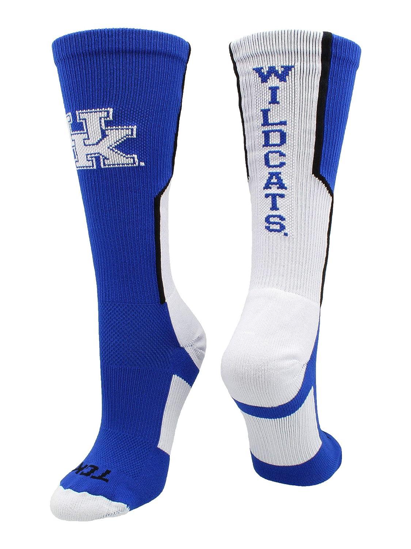 TCK Kentucky Wildcats Socks Perimeter Crew