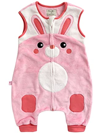 ... Blanket Sleeper  online store f97c5 18689 Vaenait Baby 1-7Y Ultra Soft  Plush Fleece Kids Girls Wearable ... dc34b3af4