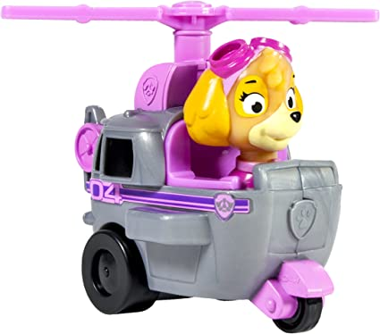 "Marshall Nickelodeon Paw Patrol Racers Team Pack Chase /& Skye /""NEW/"""