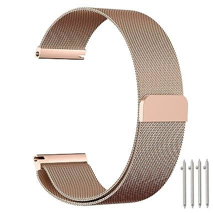 Amazon.com: CETIONE - Reloj inteligente compatible con ...