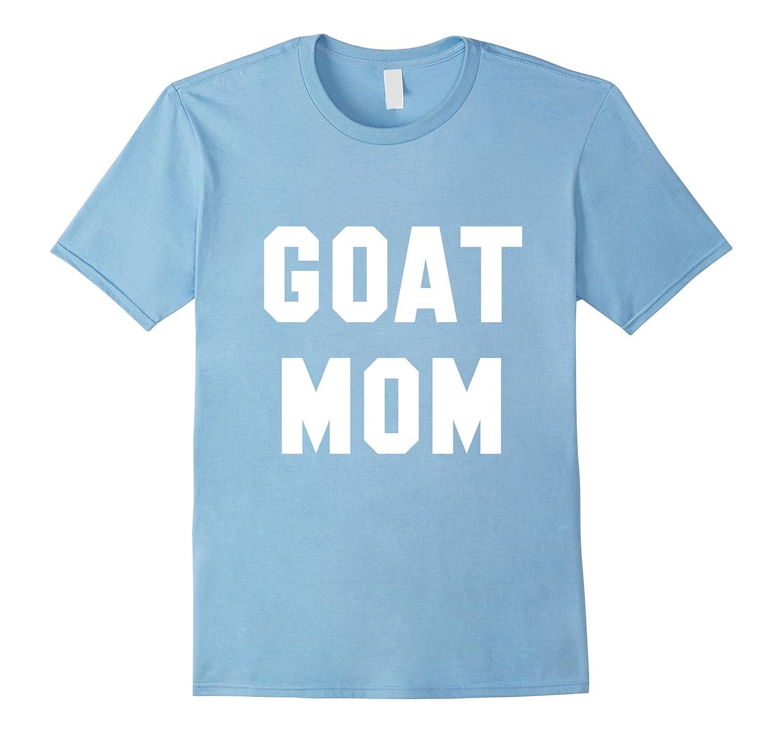 Womens Goat Shirts Medium Navy-Veotee