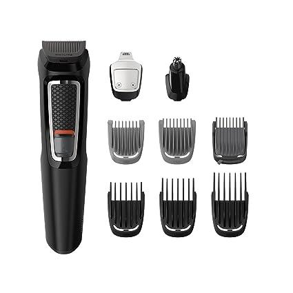 100% qualità vivido e di grande stile ottima vestibilità Philips mg3740/15 Multigroom Serie 3000 rasoio multi-styles/9 accessori di  precisione