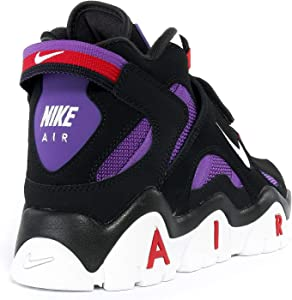 Amazon.com | Nike Air Barrage Mid QS