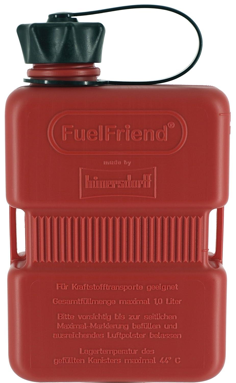 FuelFriend® -Plus 1, 0 Liter - Klein-Benzinkanister Mini-Reservekanister hünersdorff FFP10