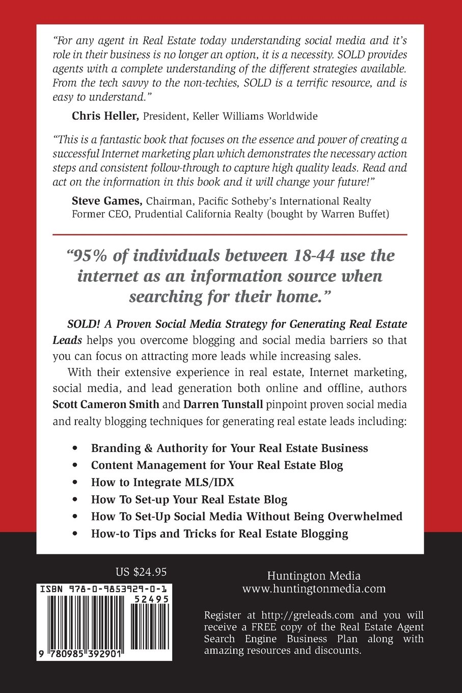 SOLD! A Proven Social Media Strategy for Generating Real Estate ...