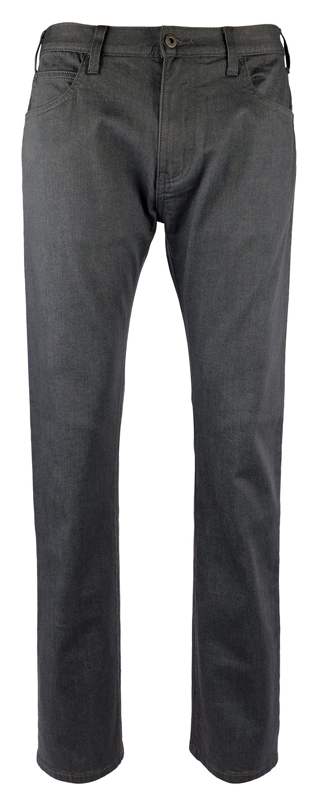Armani Men's Stretch Slim Fit J45 Jeans Pants-G-36Wx30L