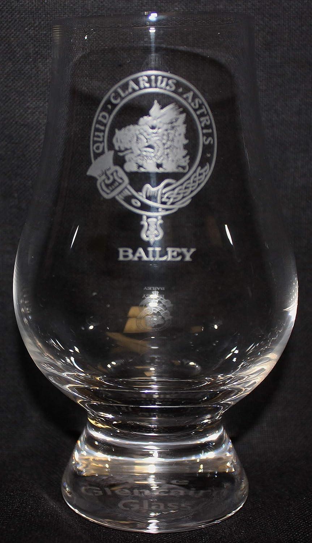 CLAN BAILEY GLENCAIRN SINGLE MALT SCOTCH WHISKY TASTING GLASS