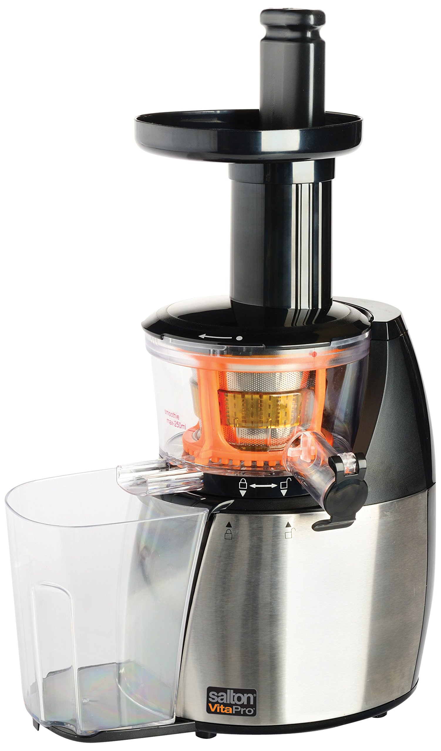 Salton JE1372PL Low Speed Juicer and Smoothie Maker by Salton