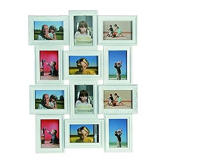 OOTB Marco barroco para 12 fotos de 10 x 15 cm, diseño vintage