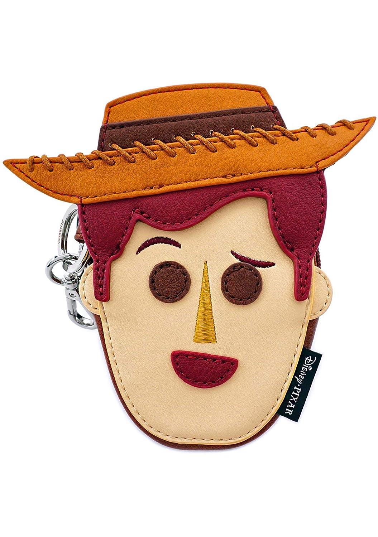 Loungefly x Disney Pixar Toy Story Woody - Monedero: Amazon ...