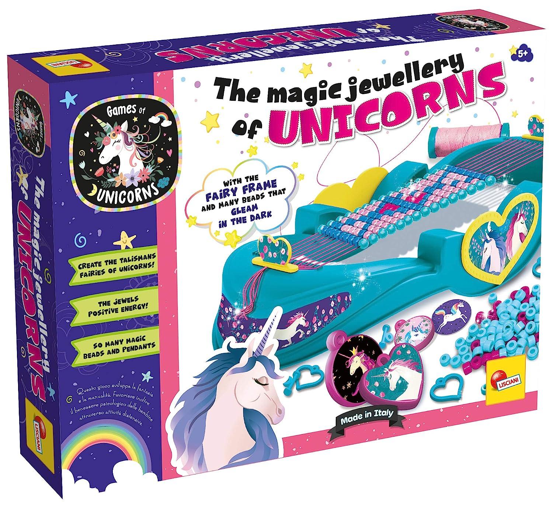 Lisciani Licornes Journal Secret – LICORNES-73641, 73641, Multicolore