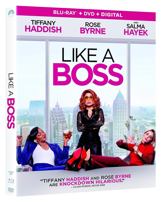 Amazon.com: Like a Boss [Blu-ray]: Rose Byrne, Salma Hayek ...