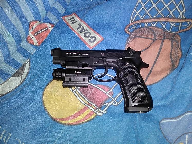 Umarex Beretta M92 A1 .177 Steel BB Airgun, Blowback Great buy