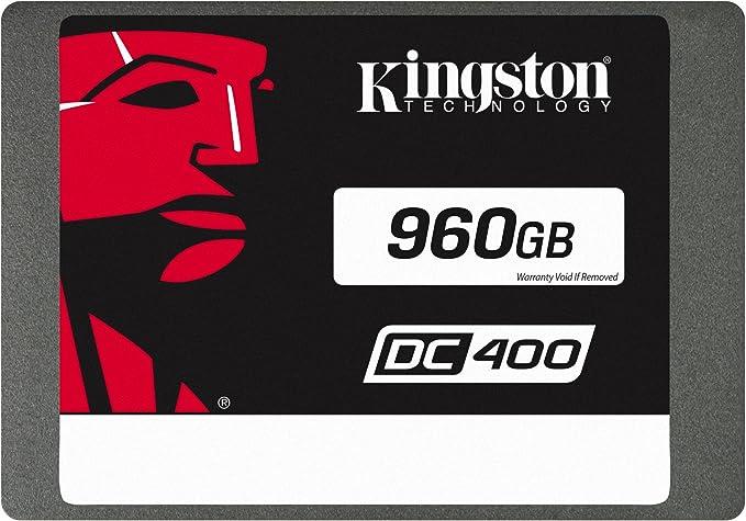 Kingston Technology DC400 SSD 960GB Serial ATA III - Disco Duro ...