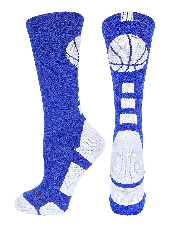 MadSportsStuff Basketball Crew Socks
