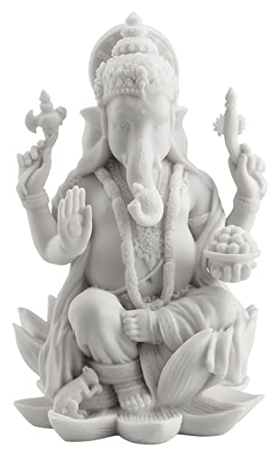 Rare Ganesh Ganesha Hindu Elephant God of Success Statue, 7 1 4-inch