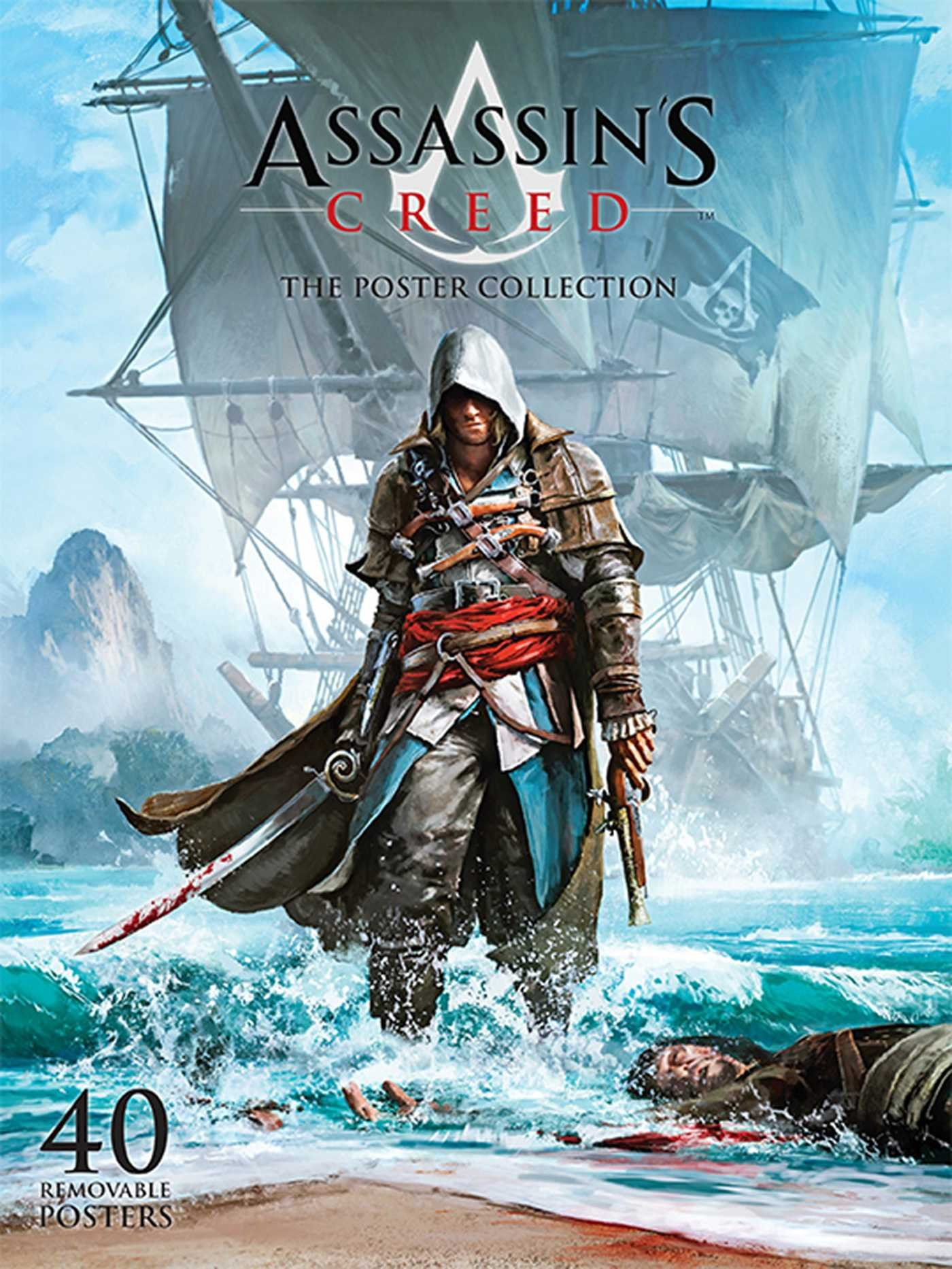 Assassin S Creed The Poster Collection Insights Poster Collections Ubisoft 9781608873005 Amazon Com Books
