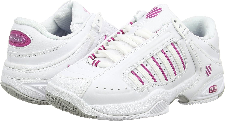 K-Swiss Defier Rs - Zapatillas de tenis Mujer: Amazon.es: Zapatos y complementos