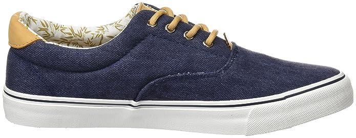 Springfield Bamba Lavada Skate, Zapatillas para Hombre, Azul (Blue), 41 EU