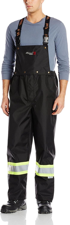 Viking Professional Journeyman FR Waterproof Flame Resistant Bib Pant: Clothing