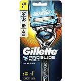 Gillette ProGlide Chill Men's Razor Handle + 2 Blade Refills