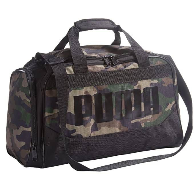 puma gym sports duffle bag