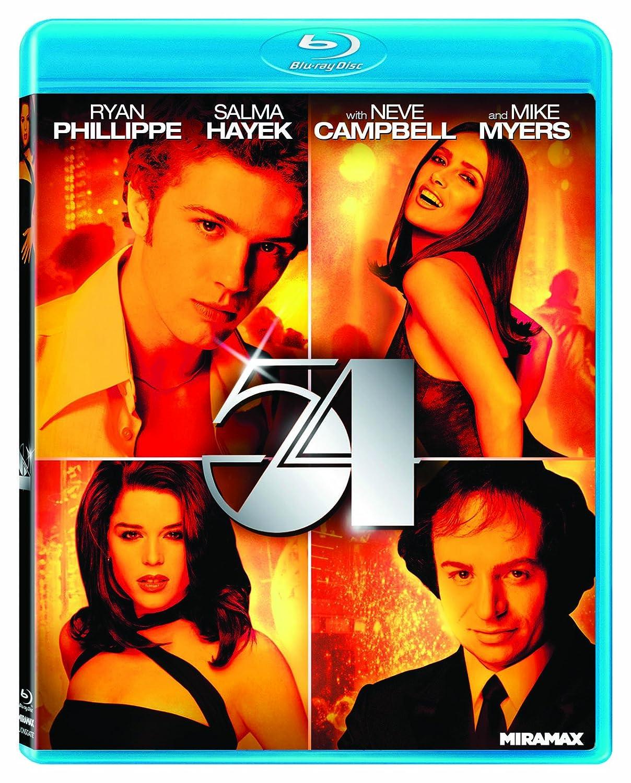 54 [Edizione: Stati Uniti] [USA] [Blu-ray]: Amazon.es: Ryan ...