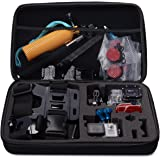 XCSOURCE® Portable Shockproof Travel Storage Protective Carry Case Bag for GoPro Hero 2 3 3+ Camera Accessories (Large)