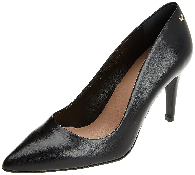 TALLA 40 EU. MARTINELLI Selena 1365-3486n, Zapatos de tacón con Punta Cerrada para Mujer