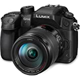 Panasonic DMC-GH4 Mirrorless Micro Four Thirds Digital Camera with Lumix G Vario 14-140mm Lens